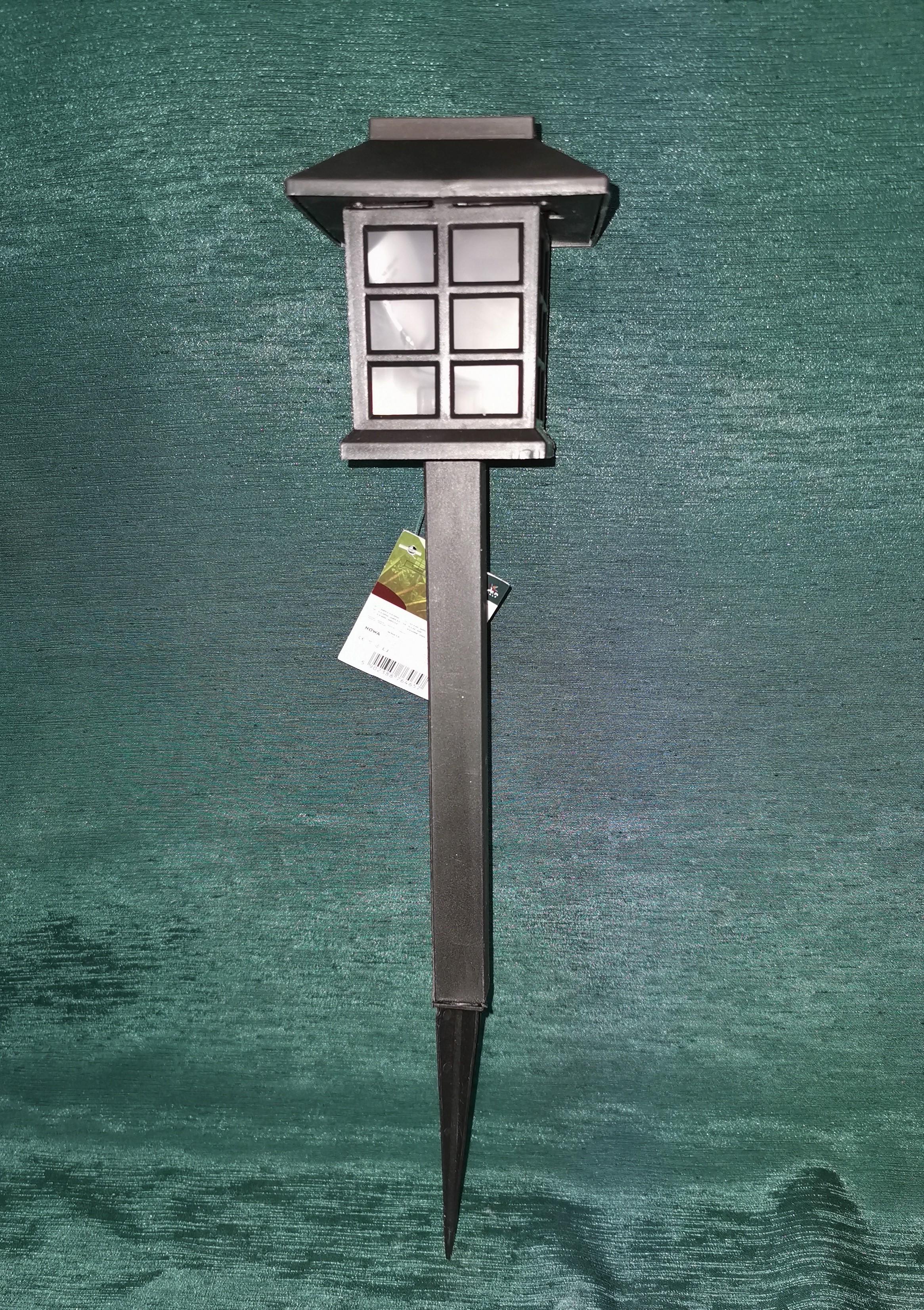 LAMPA SOLAR EL-1706586